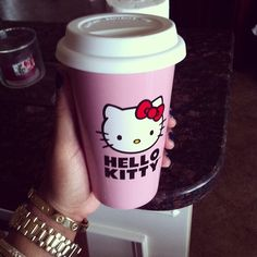 I dont drink coffee or hot beverages but i would prob get this. ☆☆♡☆☆ hello kitty <3