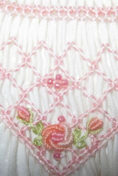 1625 best images about Smocking