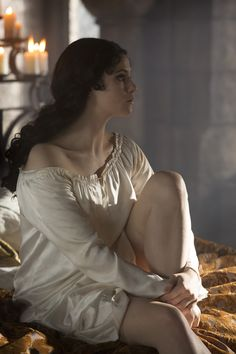 Jessica De Gouw as Mina Murray - Dracula NBC