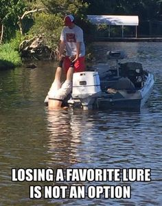 We all have that favorite lure that catches the tanks! What is your favorite lure or bait to catch fish on?