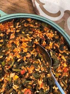 Cookbook Recipes, Dip Recipes, Cooking Recipes, Healthy Recipes, Healthy Food, Food N, Food And Drink, Greek Olives, Long Grain Rice