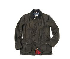 Bastogne from Korea made this beauty of a reworked Barbour classic