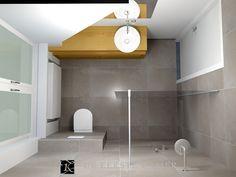 lange smalle badkamer - Google zoeken | Home | Pinterest | Small ...