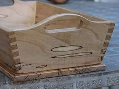 Nested Spalted Maple Serving Trays