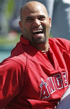 Albert Pujols     Not now