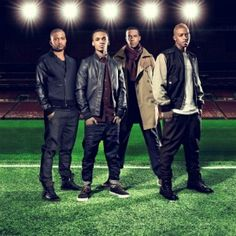 JLS - proud  so good!