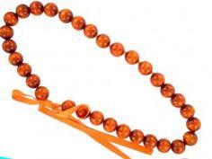 Sautoir Luango orange solde #joaillerie #bijoux #potd #solde #promo #sautoir
