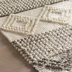 Billie Hand-Tufted Cotton/Wool Gray/Ivory Area Rug Customer Image Zoomed The post Billie Hand-Tufted Cotton/Wool Gray/Ivory Area Rug appeared first on Vardagsrum Diy. Beige Carpet, Wool Carpet, Rugs On Carpet, Carpets, Textured Carpet, Plush Carpet, Bedroom Carpet, Living Room Carpet, Rugs In Living Room