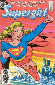Supergirl, DC Comics
