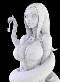 * FB 3D CONTEST * de Serge Birault
