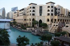 Souk-al-Bahar. Dubai