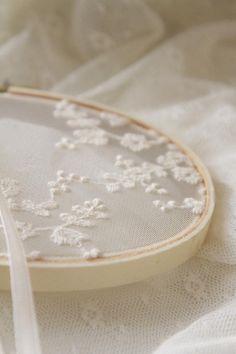 Tissu dentelle washi bande coton bordure auto-adhésif coller sur shabby chic pastel