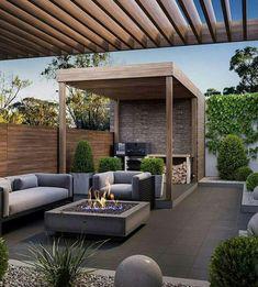 Small patio idea #interior #interiors #interiordesign #patio #patiodecor #patiodesign #patiogarden #patiofurniture #moderndesign…