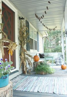 Around The House {fall edition} - the little farm diary
