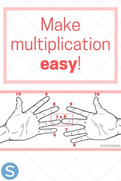 432024013 Are you kids struggling with multiplication? We have a simple fix to help your  kids