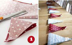 Veja o passo a passo destas bendeirolas aqui: http://www.atelier-cherry.com/search/label/bandeirolas