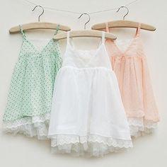 Girls summer dresses/ so cute