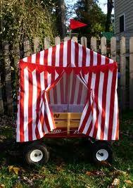 circus window treatment theme