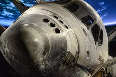 See Space Shuttle Atlantis up close! She flew 33 missions in space, traveling more than 126 million miles. Only at Kennedy Space Center Visitor Complex.