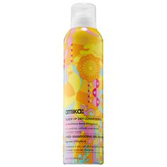 Shop Amika& Silken Up Dry Conditioner at Sephora. The refreshing dry conditioner detangles, protects, and nourishes hair. Leave In Conditioner, Hair Conditioner, Good Dry Shampoo, Different Hair Types, Texturizing Spray, Summer Beauty, Sephora, Skin Care, Bottle
