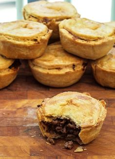 """""""Mrs. Lovett's meat pies, savoury and sweet pies."""" I've had Jimi singing Sweeney Todd in my"""