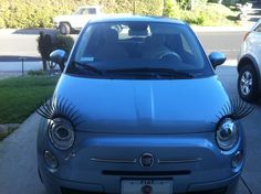 Fiat 500 2013  Sky (blue) is her name