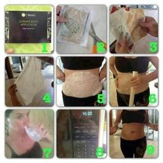 It Works! The one and ONLY ultimate body applicator.  There is NOTHING like it!  www.nomorechub.com