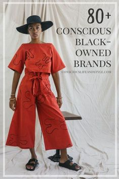 80+ Black-Owned Ethical & Eco Fashion, Home, and Beauty Brands Ethical Fashion Brands, Ethical Clothing, Love Clothing, Cool Clothing Brands, No Waste, Capsule Outfits, Ethical Shopping, Sustainable Fashion, Sustainable Clothing Brands