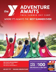 YMCA of Greater Oklahoma City Summer Day Camp 2017