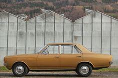 Opel Rekord C 1900 (1971) - eher für den Fabrikdirektor als für den Gärtner damals