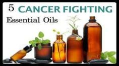 5 Herbal Essential Oils That Are Proven to Kill Cancer Cells #breastcancerinformation