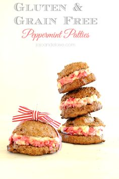 Gluten & Grain Free Peppermint Patties [And A Giveaway!] -- Tatertots and Jello