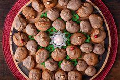 Gesztenye csók I Foods, Food Photography, Blog, Stuffed Mushrooms, Vegetables, Sweet, Stuff Mushrooms, Candy, Blogging