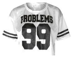 """99 PROBLEMS"" by aaryaaaaa on Polyvore"