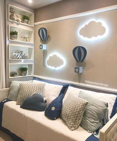22 Ideas Baby Boy Decorations Layout For 2019 Boys Bedroom Decor, Baby Bedroom, Baby Boy Rooms, Baby Room Decor, Nursery Room, Bedroom Small, Baby Boy Decorations, Cool Baby, Girl Room