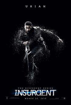 Divergent Series: Insurgent poster - Uriah