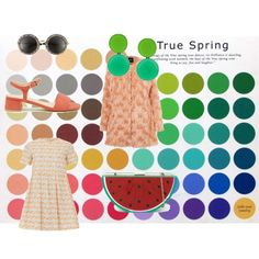 True Spring Yang Gamine Spring Style