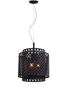 Love this black iron light fixture on @HauteLook today! #mouthwatering