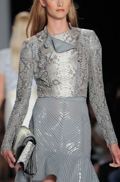 J. Mendel at New York Fashion Week Spring 2014 - StyleBistro