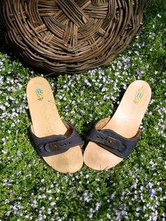Your place to buy and sell all things handmade 70s Hippie, Boho Hippie, Wooden Sandals, Vintage 70s, Childhood Memories, Clogs, Searching, Lifestyle, Etsy