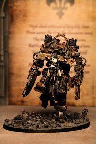 WAR HEAD: Deus Imperator Vult