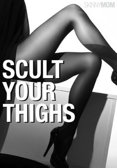 Get your thighs in shape before summer!