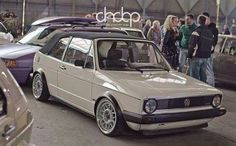 Nice rims! VW Rabbit / Volkswagen Golf
