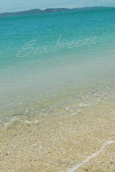 Printable beach Photography Summer sea breeze  by NewCreatioNZ, $10.00