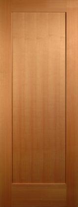 Image result for single panel interior door wood