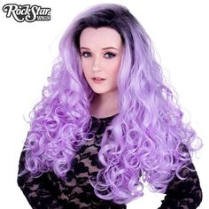 24 Long Curly Ombre Cosplay Wigs Flat Bang Heat Resistant Synthetic Hair Multicolor Costume Party Halloween Peruca Mapofbeauty To Win Warm Praise From Customers Synthetic None-lacewigs