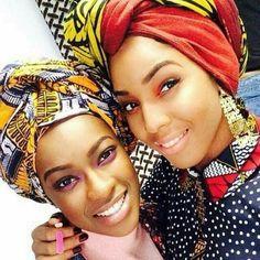 ♥TheWrapLife ~African fashion, Ankara, kitenge, Kente, African prints, Senegal…