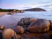 Willsons Promontory Victoria, by Christian Fletcher