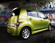 Daihatsu Materia how mach - http://autotras.com
