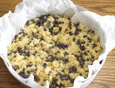 Sbriciolata alla nutella cremosa Dulcisss in forno by Leyla